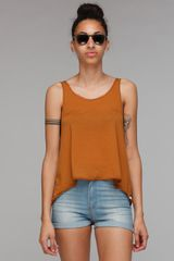 One Teaspoon Enlisted Tank - Lyst