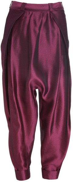 Haider Ackermann Womens Swinton Trousers - Lyst