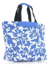 Dvf 1974 Large Beach Tote Bag - Lyst