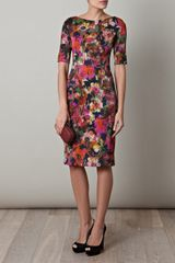 Erdem Melanie Dress - Lyst