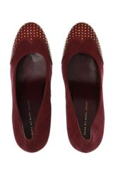 Marc By Marc Jacobs Leather and Suede Shoes - Lyst