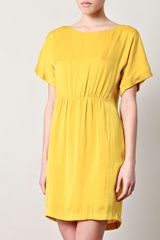 Rag & Bone Dalmeny Silk Dress - Lyst