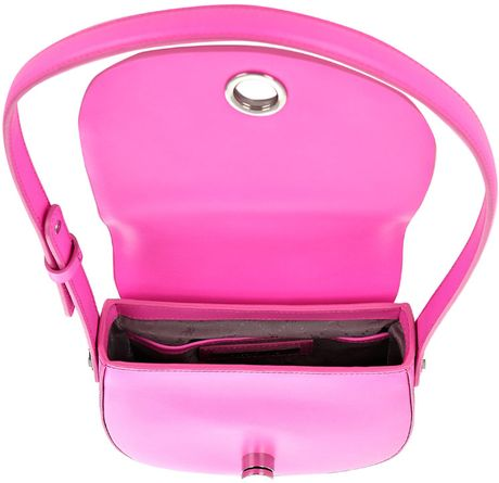 Raoul Jean Saddle Bag in Pink - Lyst