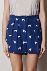 Sea Ny Dogprint Shorts