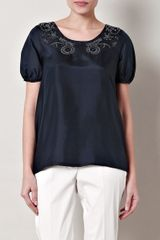 Weekend By Maxmara Nome Top - Lyst