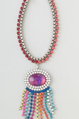 Dannijo Rafferty Necklace - Lyst