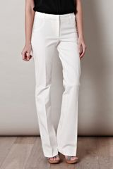 Freda Rae Flared Trousers - Lyst