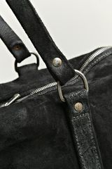 Guidi Reverse Horse Leather Bag in Black for Men - Lyst