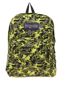 Jansport Superbreak Backpack with Camo Print - Lyst