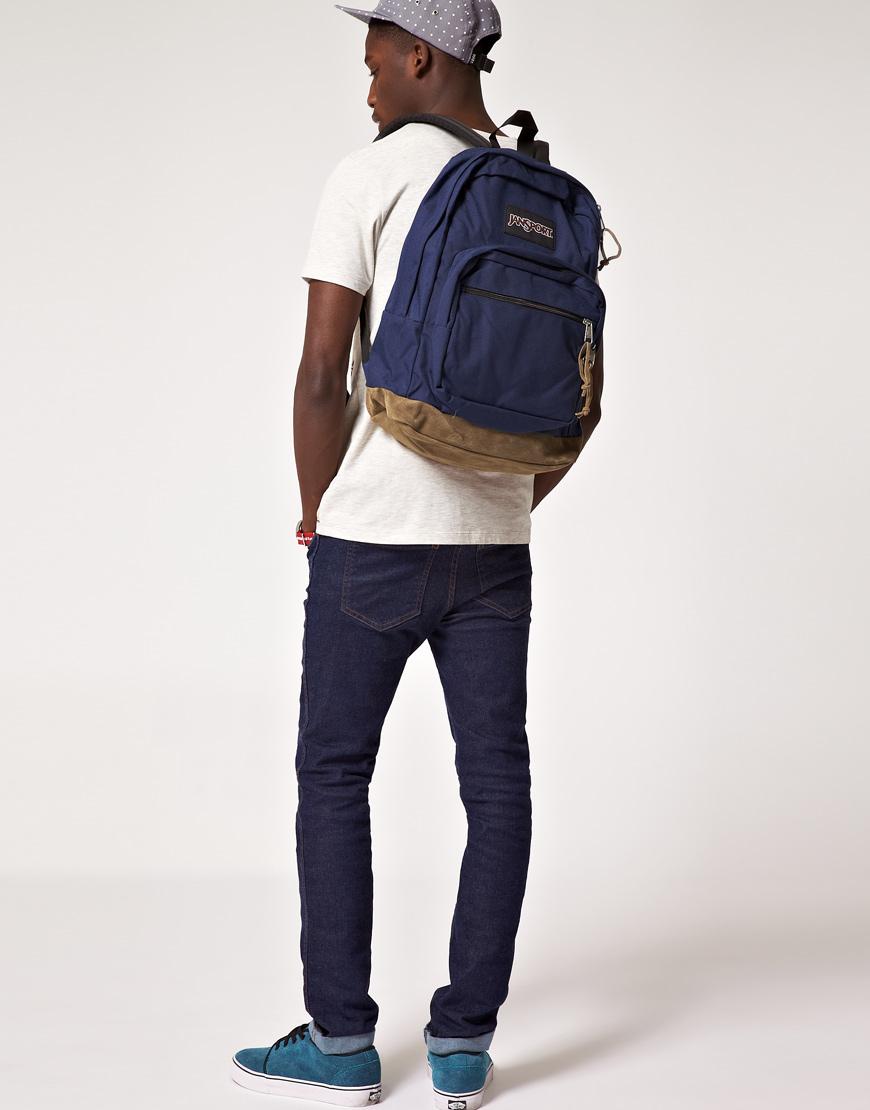 Jansport Right Pack Backpack in Blue for Men | Lyst