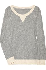 J.Crew Raglan Cotton Top - Lyst