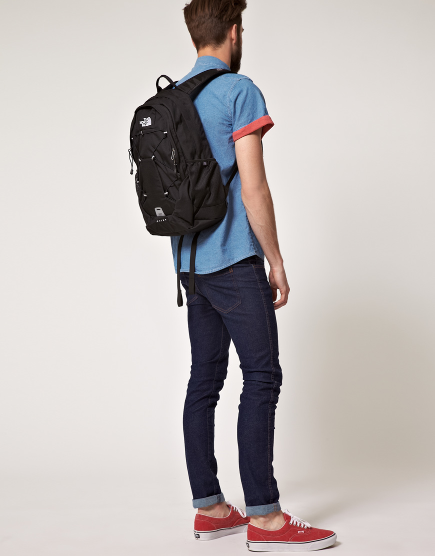 f550d2a88 The North Face Jester Backpack Urban Navy - CEAGESP