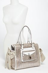 Juicy Couture Daydreamer Tote in White - Lyst