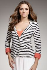 Splendid Palm Desert Striped Blazer - Lyst