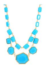 Kate Spade Mulholland Drive Double Row Necklace - Lyst