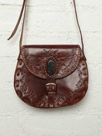 Free People Bolsita Stone Satchel - Lyst