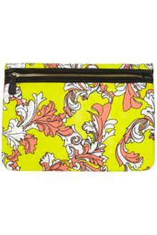 Topshop Hawai Ipad Clutch - Lyst