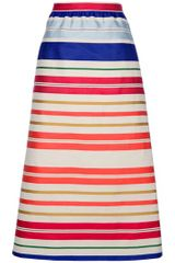 Stella McCartney Striped Skirt