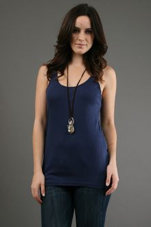Michael Stars Beater Tank in Passport - Lyst