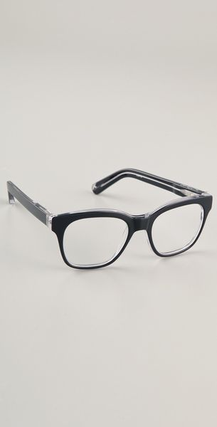 Elizabeth And James Sahara Glasses in Black - Lyst