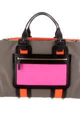 Pierre Hardy Colourblock Tote in Multicolor (grey) - Lyst