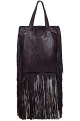 San Blas Tasselled Fringe Bag