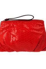 Zagliani Clutch Bag - Lyst