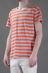 Cheap Monday Alex Tshirt in Red for Men - Lyst