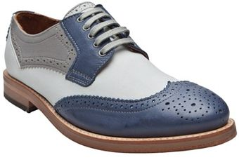 H By Hudson Wingtip Oxford - Lyst