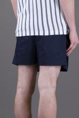 Vivienne Westwood Alien Short in Blue for Men - Lyst