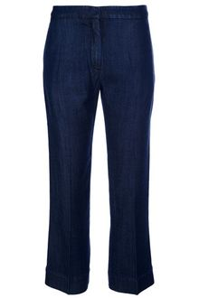 Acne Denim Trouser - Lyst