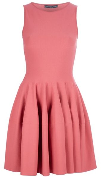Alexander McQueen Racer Dress - Lyst