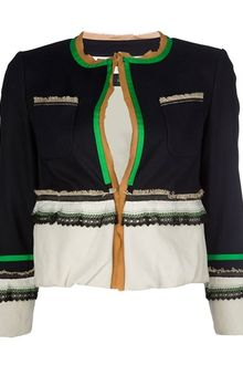 DSquared2 Panelled Jacket - Lyst