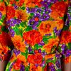 Givenchy Vintage Floral Suit in Orange (floral) - Lyst