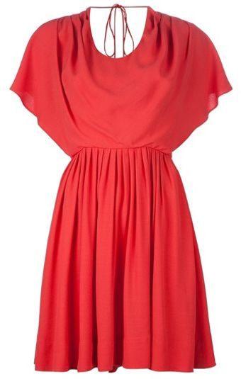 Jo No Fui Grecian Dress - Lyst