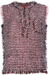 Lanvin Sleeveless Top - Lyst