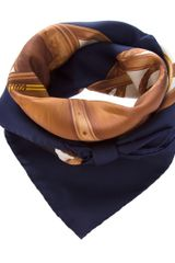 Ralph Lauren Blue Label Printed Scarf
