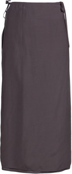 The Row Wickham Skirt in Purple - Lyst