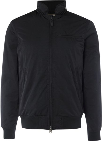 Armani Jeans Zipup Jacket in Blue for Men (navy) - Lyst