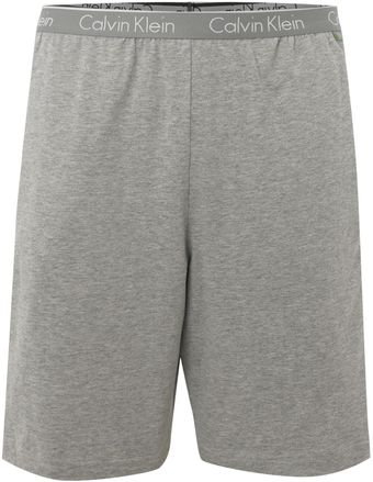 Calvin Klein Long Nightwear Shorts - Lyst