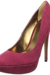 Charles By Charles David  Pure Platform Pump in Purple (red) - Lyst