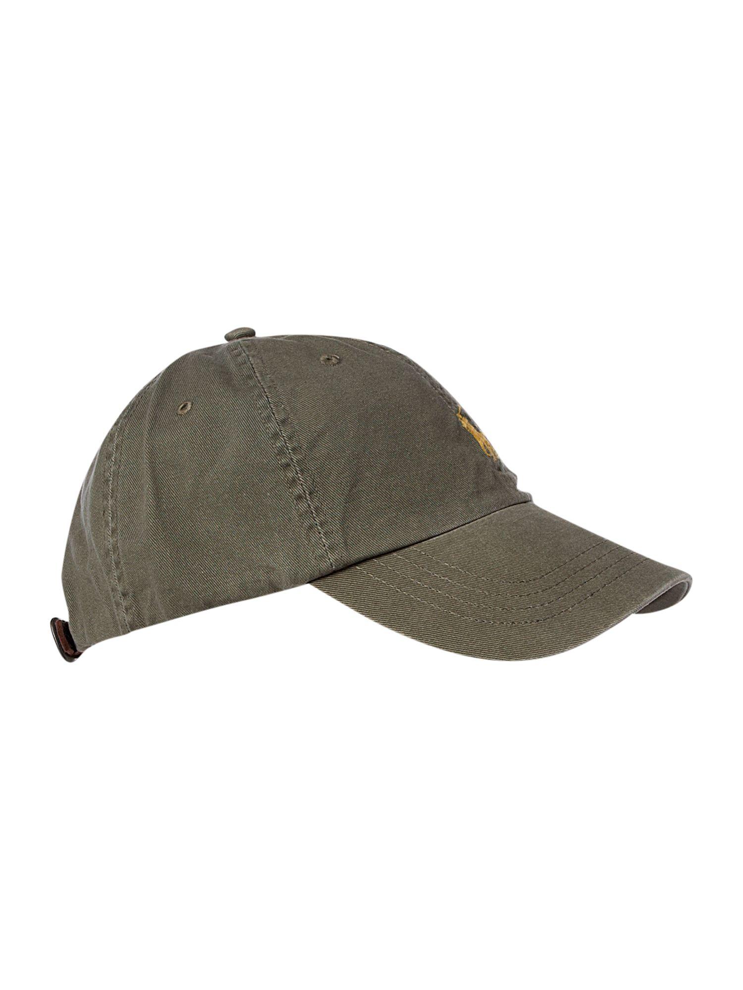 polo ralph lauren baseball cap in green for men dark green lyst. Black Bedroom Furniture Sets. Home Design Ideas