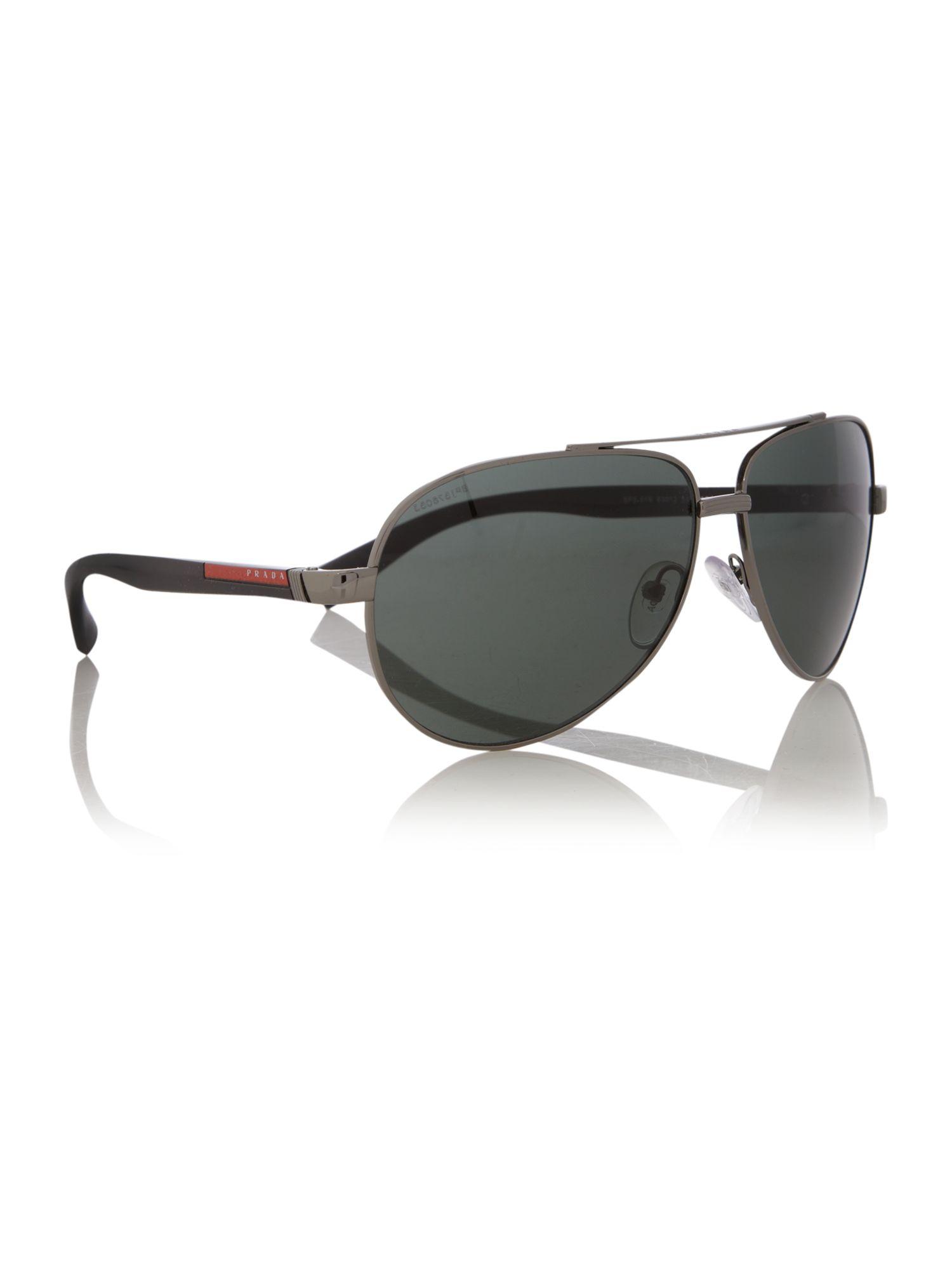 560007e0f856 Men s Red Prada Sunglasses