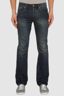 Ralph Lauren Denim Trousers - Lyst