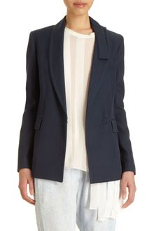 3.1 Phillip Lim Kite Tail Collar Blazer - Lyst