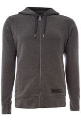 Diesel Hooded Sweat - Lyst