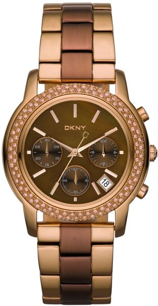 Dkny Streetsmart in Gold (multi-coloured) - Lyst