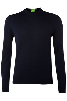 Hugo Boss Crew Neck Knitwear - Lyst