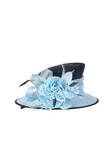 Jacques Vert Monique Rose Trim Hat - Lyst