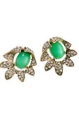 J.Crew Bellflower Earrings - Lyst